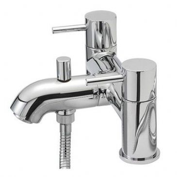 MILAN PILLAR BATH SHOWER MIXER